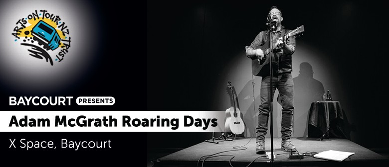 Adam McGrath and The Roaring Days