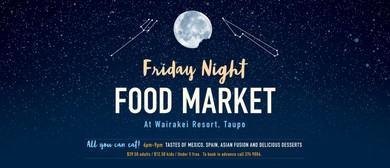Friday Night Food Market
