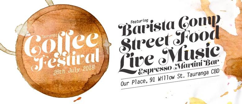 Tauranga Coffee Festival