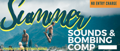 Summer Sounds & Bombing Competition