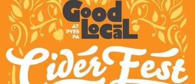 Good Local Cider Fest