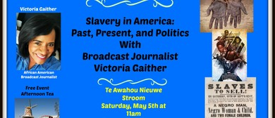 Slavery In America: Past, Present, and Politics