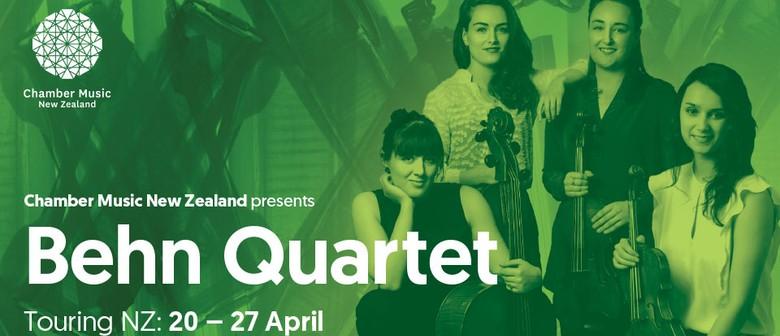 CMNZ – Behn Quartet