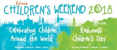 Rotorua Children's Weekend