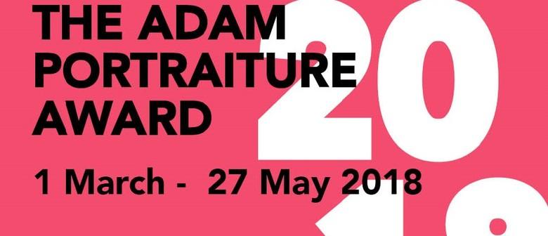 The Adam Portraiture Award 2018