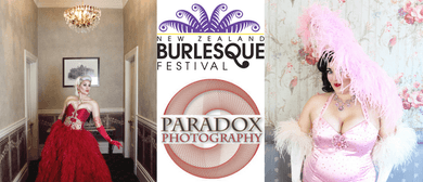 Glamour Photo Shoots – New Zealand Burlesque Festival