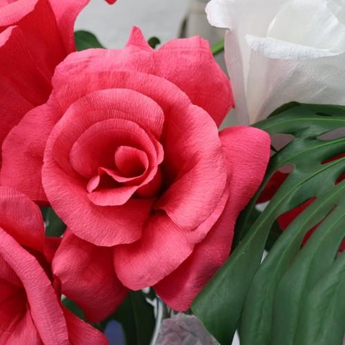 Giant Paper Roses Workshop Martinborough Eventfinda