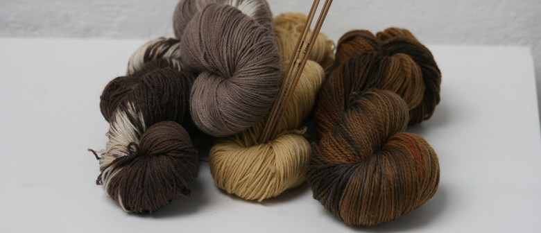Natural Yarn Dying Workshop