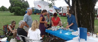 Raw Food Demonstrations