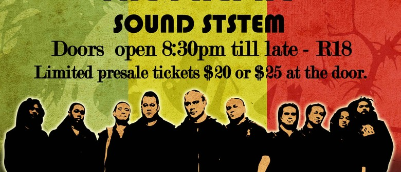 Three Houses Down with Brown Hill & The Paepae Sound System