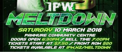 Impact Pro Wrestling: Meltdown