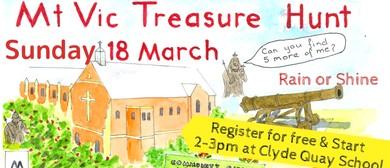 Parks Week – Mt. Victoria Annual Treasure Hunt 2018