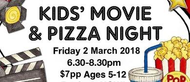 Kids Movie & Pizza Night