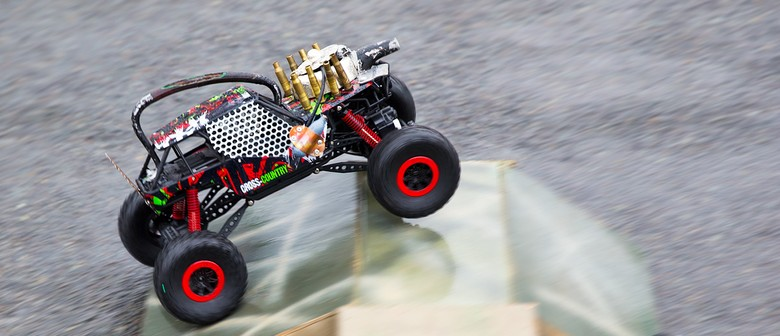 Awesome Monsterpot Racing World Championships