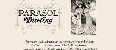 Parasol Duelling