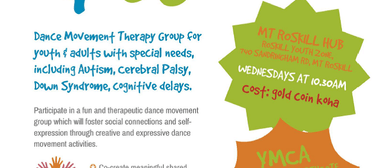 Dance 4 Us - Dance & Movement Therapy Class