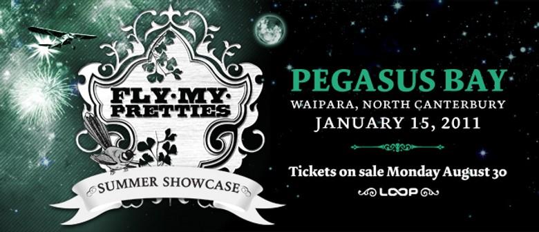 Fly My Pretties - Summer Showcase - Pegasus Bay