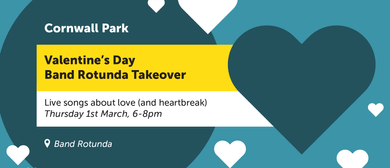 Band Rotunda Takeover: The Love Special