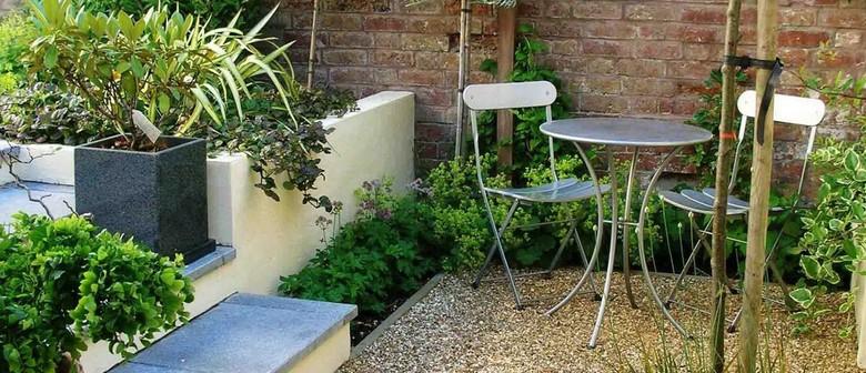Elements of small garden design auckland eventfinda for Small garden design ideas nz