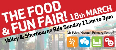 Mt Eden Normal Primary School Food and Fun Fair