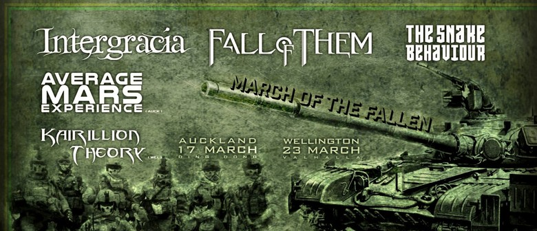 March Of The Fallen