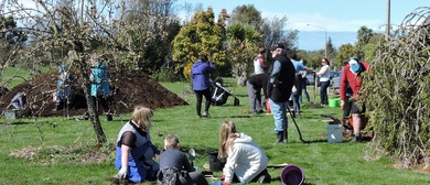 Kaiapoi Food Forest Planting Day