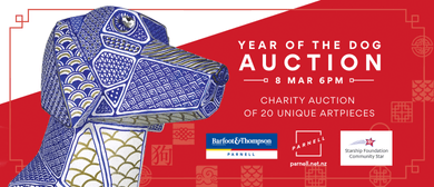 Parnell Year of the Dog Live Auction