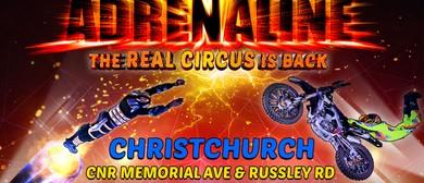 Weber Bros Circus - Adrenaline Tour