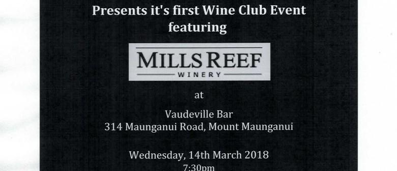 Maunganui Wine Society Wine Tasting Evening