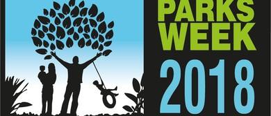 Parks Week 2018