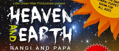 Heaven and Earth - Rangi and Papa