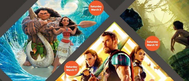 A Season of Outdoor Movies and Food Trucks