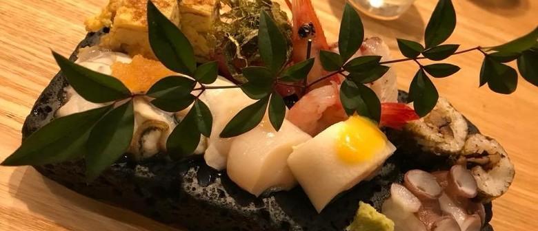 Unique Tastes of Tango – Japanese Dinner Event