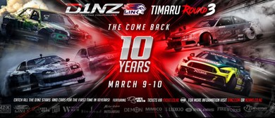 NZ Xtreme Motorsport Series with D1NZ R3
