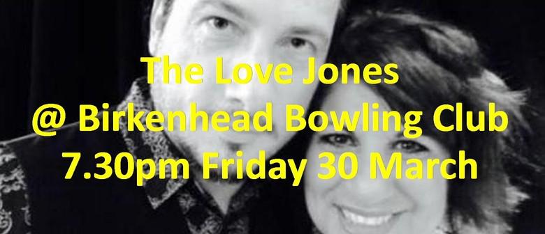 The Love Jones – Leza Corban and Paul Voight