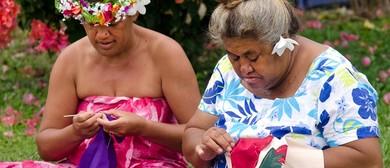Tivaevae Cook Islands Quilting: POSTPONED
