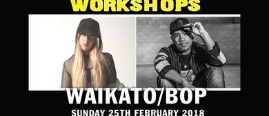 Smokefree Hip Hop Workshops