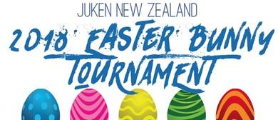 Juken NZ Easter Bunny Tournament