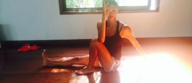 Yoga Classes With Carmena Su and James Wvinner