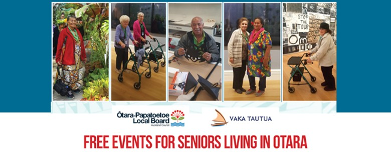 Empowering Seniors Living In Otara