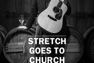 Stretch Goes To Church