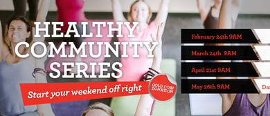 Bootcamp - Healthy Community Series