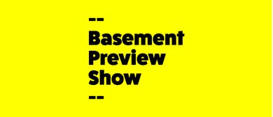Basement Theatre Preview Show