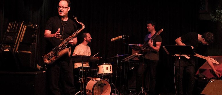 "Creative Jazz Club: GRG67 ""The Thing"" Album Launch"