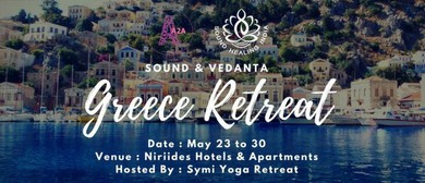 Sound and Vedanta Retreat