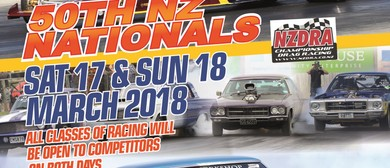 50th NZ Nationals