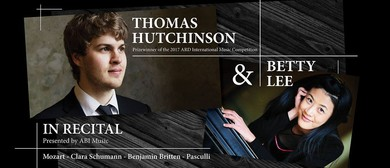Thomas Hutchinson and Betty Lee In Recital