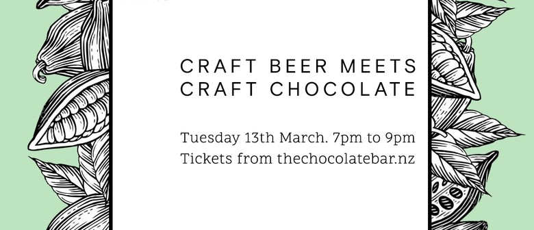Craft Beer Meets Craft Chocolate