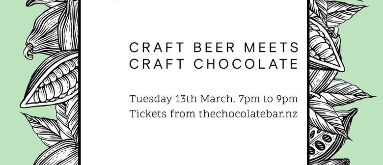 Craft Beer Meets Craft Chocolate