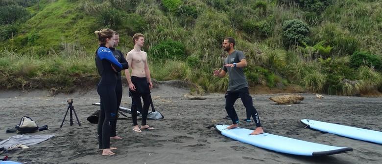 Raglan 5-Day Beginner Surf Course